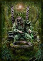 The Oak King by ArwensGrace