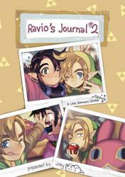 Ravio's Journal by joodlez