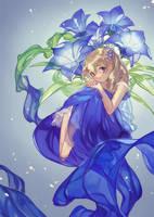Glass Flower by joodlez