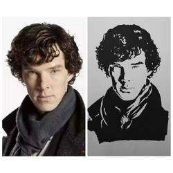 Sherlock by daraelizeche