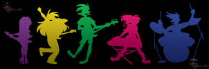 JD Silhouettes by hrfarrington