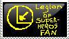 Legion Fan Stamp by rentao101