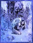 Snow Angel by kolibri