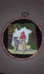 Red Riding Hood by Tsukinin