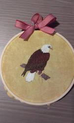 Eagle by Tsukinin