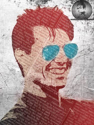 Tom Cruise 0 by Usidd