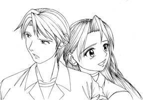 Carl and Clara part 2 by AFBA