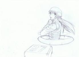 Tankwalker crew - incomplete by AFBA