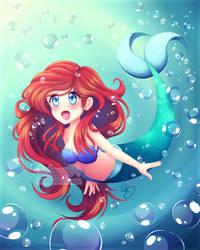 Bubble Bloom by Soloya64
