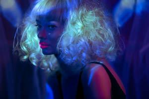ultraviolet velvet by AliceLitwin