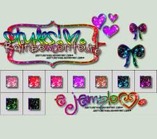 StylesO1.Rainbow by JustLastKiss