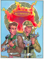 'Keymaster' cover by SandySchreiber