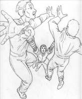 Fight by SandySchreiber