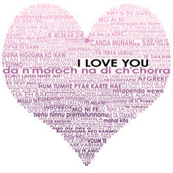 Love Languages by Getthelulz
