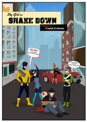 Sky Girl #1: Shake Down (PAGE 1) by Impulse-Comics