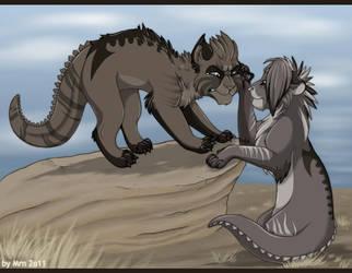 Rag and Ganror by Myszoskok