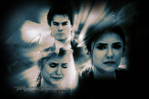 No one waiting - Damon + Elena by ParalyzingLove