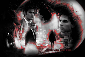 Dead man walking - Damon by ParalyzingLove