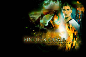Finnick Odair - Catching Fire by ParalyzingLove