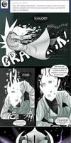 Dadster Vs Handplates Gaster - ByThebombdiggity666 by AlexsDragon