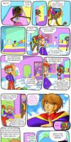 Gloomverse Cap 3 Pag 4 y 7 - TheCrayonQueen by AlexsDragon