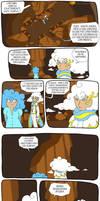 Gloomverse Interludio Pag 7-9 - by TheCrayonQueen by AlexsDragon