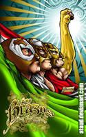 Los Mosqueteros del Diablo by ataud