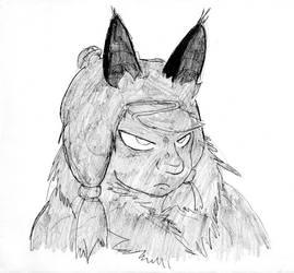 Gloomy Yverne by alkimohap