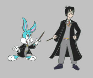 Buster Potter by derkman
