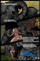 Maya the Jungle Girl (Volume I) page 14 by StudioAkumakaze