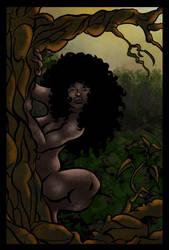 Maya the Jungle Girl - Shy! by StudioAkumakaze