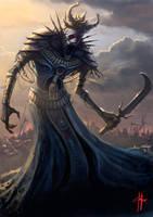 Undead King by MrTomLong