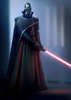 Lord Vader by MrTomLong