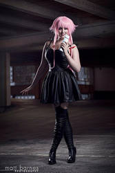 Future Diary by Fairie-Tails
