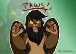 PAWS! by TheEcchiQueen