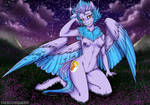 Night Beauty by TheEcchiQueen