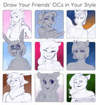 Draw Your Friends! by TheEcchiQueen