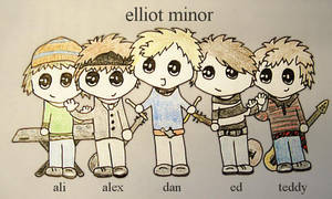 Elliot minor doodle by valaMS