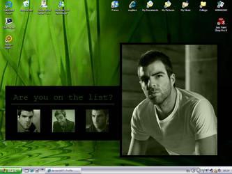 Heroes Sylar - Desktop by valaMS