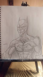 Batman by Rex1234ify