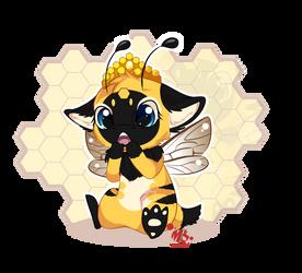 189 - Bee Princess (CLOSED) by Miru-Studios