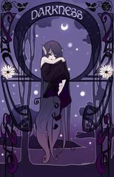 Midnight Tolls: Darkness by loriofpandora
