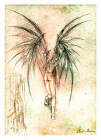 Angel by MamonnA