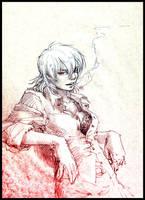The bloody Princess by MamonnA