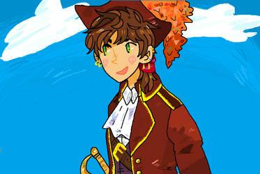 El Pirata by Kayleigh-chan