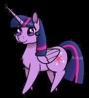 Cute Twilight Sparkle by Fia94