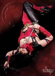 Sexy Mileena Mortal Kombat X Cosplay by NerdySiren