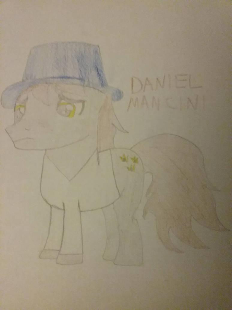 Daniel Mancini (OC) by jerryakira80