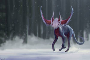 Unidentified Canid by Wuggynaut