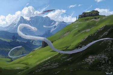 Paleserpent Ridge by Wuggynaut